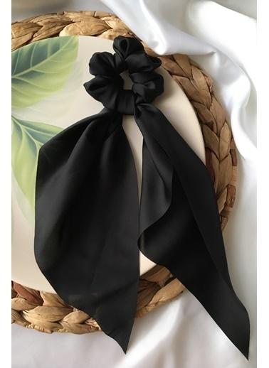 My Joyas Design Siyah Uzun Fiyonklu Toka Siyah
